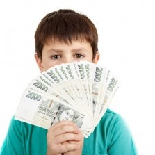 Přídavky na dítě 2017