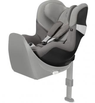 Cybex dětská autosedačka Sirona M2 i-Size Soho Grey 2020