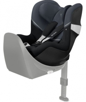 Cybex dětská autosedačka Sirona M2 i-Size Granite Black 2021