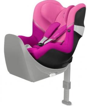 Cybex dětská autosedačka Sirona M2 i-Size Magnolia Pink 2021