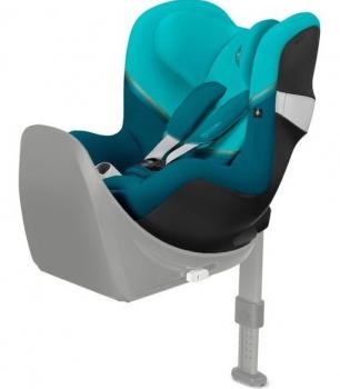 Cybex dětská autosedačka Sirona M2 i-Size River Blue 2021