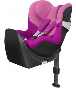 Cybex dětská autosedačka Sirona M2 i-Size+Base M Magnolia Pink 2021