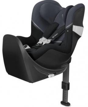 Cybex dětská autosedačka Sirona S i-Size SensorSafe Granite Black 2020