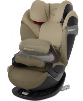 Cybex dětská autosedačka Pallas S-fix Classic Beige 2021