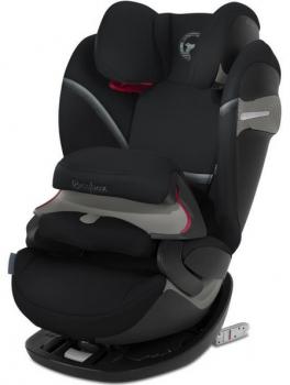 Cybex dětská autosedačka Pallas S-fix Deep Black 2021