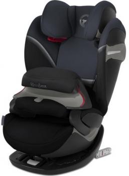 Cybex dětská autosedačka Pallas S-fix Granite Black 2021
