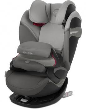 Cybex dětská autosedačka Pallas S-fix Soho Grey 2021
