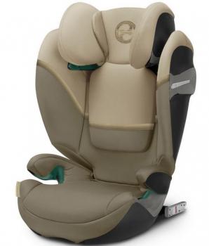 Cybex dětská autosedačka Solution S i-Fix Classic Beige 2021