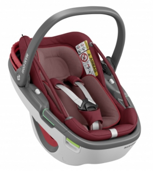 Maxi-Cosi dětská autosedačka CORAL Essential Red