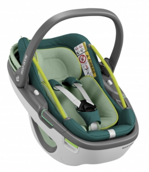 Maxi-Cosi dětská autosedačka CORAL Neo green