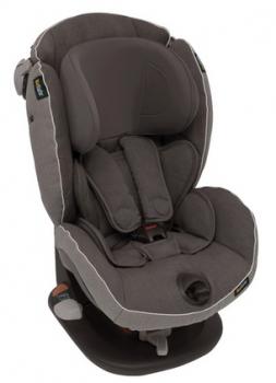 BeSafe dětská autosedačka iZi Comfort X3 Metallic Mélange 02