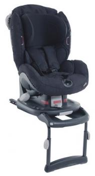 BeSafe dětská autosedačka iZi Comfort X3 ISOfix Black Cab 64 2017