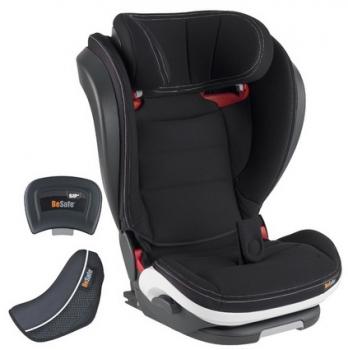 BeSafe dětská autosedačka iZi Flex FIX i-Size Black Car Interior 50